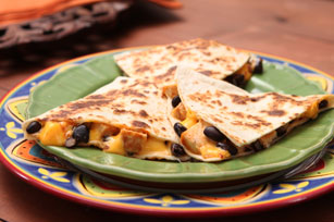 Cheesy Chipotle Chicken Quesadillas Image 1