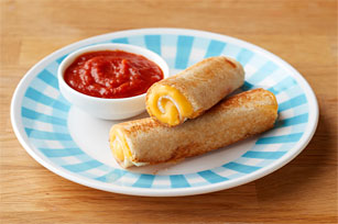 Easy Grilled Cheese Roll-Ups