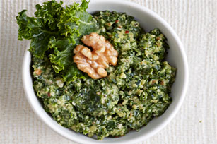 Kale and Walnut Pesto Image 1