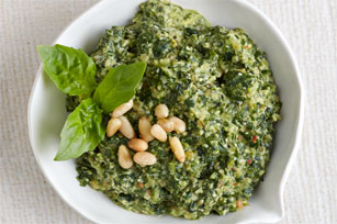 Basil Pesto Recipe Image 1
