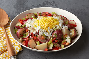 French Picnic Potato Salad