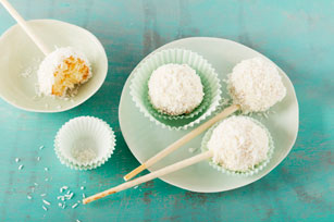 Snowball Cake Pops Image 1