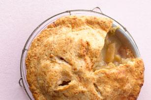 Pâte à tarte au cheddar Image 1