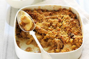 Apple-Walnut Crisp
