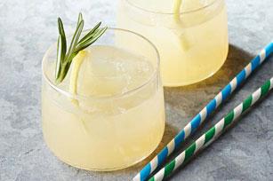 Limonada casera con miel