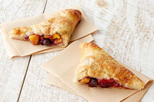 Peach-Blueberry Hand Pies