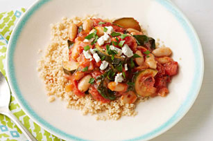 Mediterranean Vegetable-Bean Stew Image 1