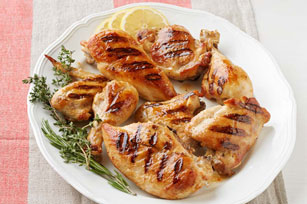 Lemon-Herb Brined Chicken Image 1