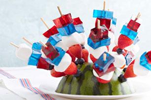 Brochetas de cubitos de gelatina JELL-O JIGGLERS Image 1