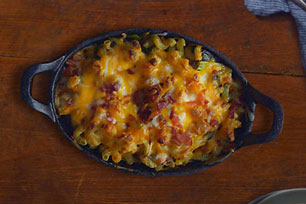 Bacon and Grilled Onion Mac