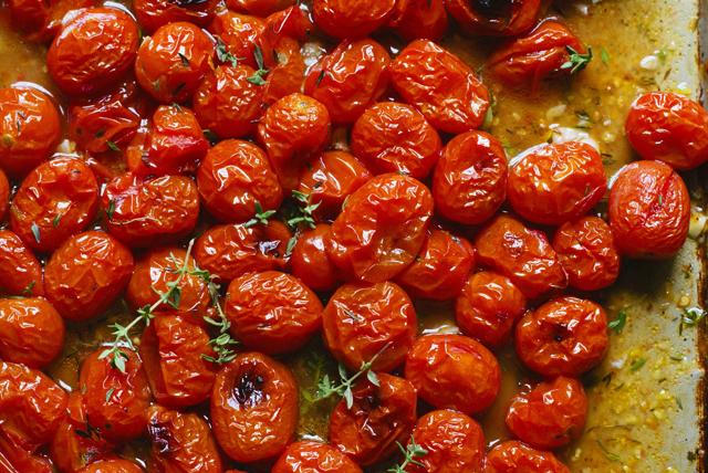 Tomates raisins rôties Image 1