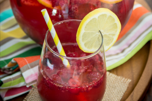 Summer Berry Pink Lemonade Image 1