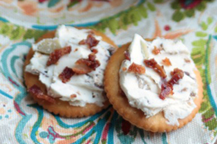Bacon Olive Cheese Spread Image 1