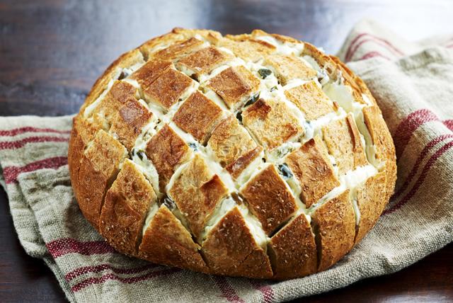 Jalapeño Pull-Apart Bread