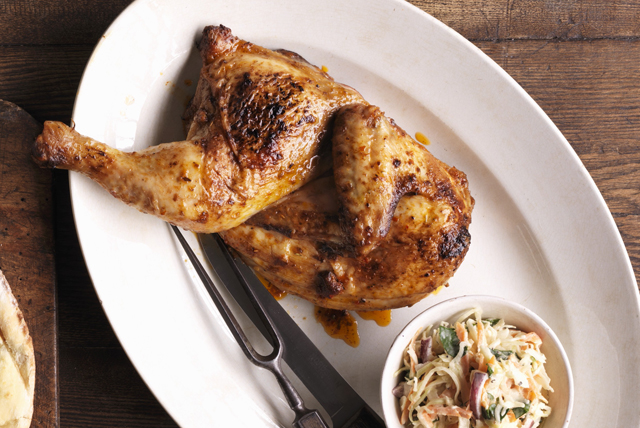 Grilled Piri-Piri Chicken