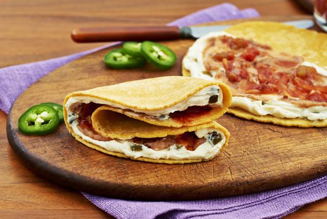 Jalapeño Tortilla Triangle Image 1