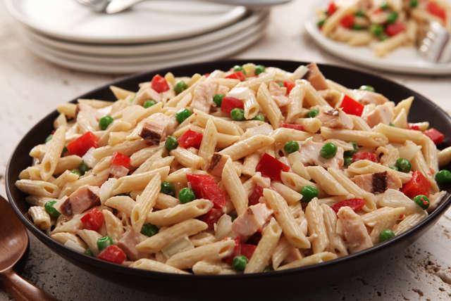 Salade de pennes au poulet grillé Image 1