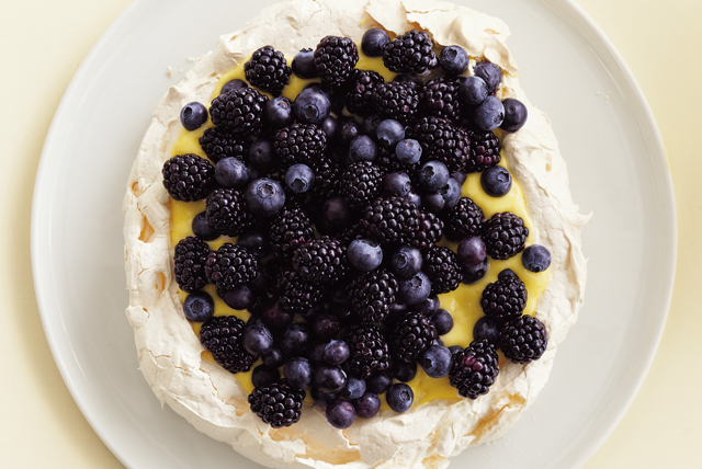 Frozen Lemon-Berry Pavlova Image 1
