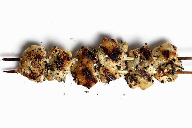 Grilled Chicken Kabobs Image 1