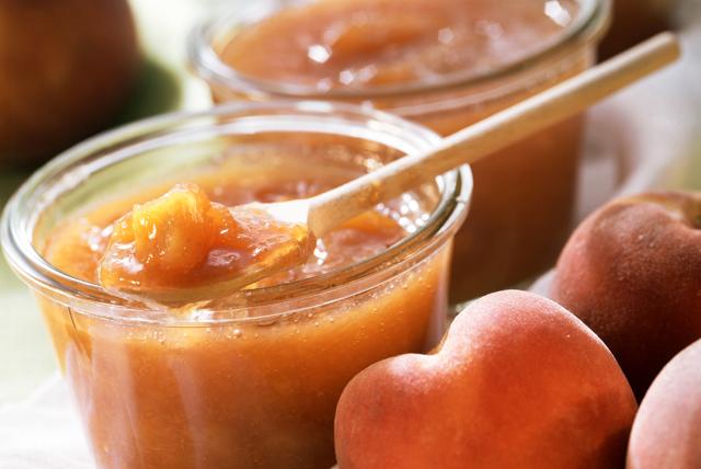 Peach Jam Recipe With No Sugar Pectin Dandk Organizer