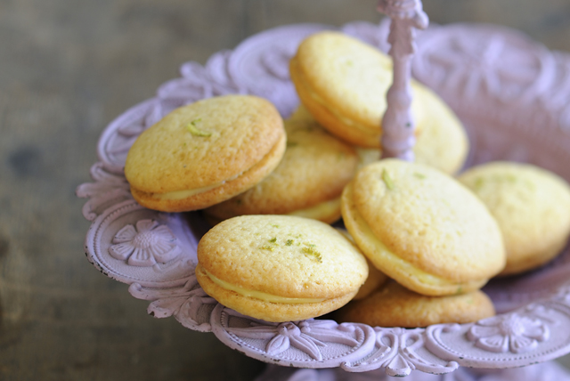 Biscuits-gâteaux à la lime Image 1