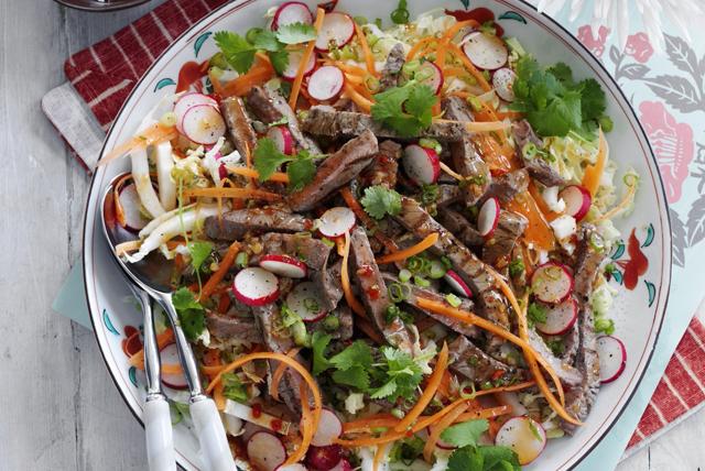 Spicy Beef Salad Image 1