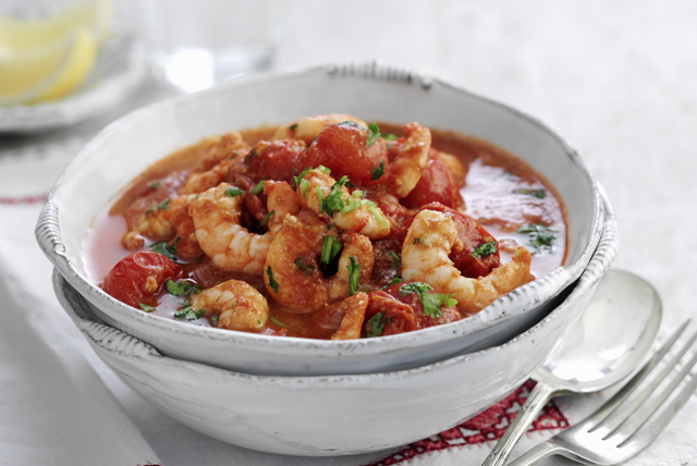 Spicy Shrimp Diavolo Appetizer