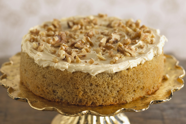 Spiced Parsnip Cake Image 1