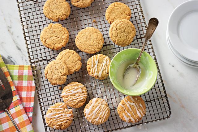 Biscuits glacés au pouding au citron Image 1