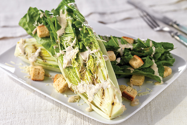 grilled caesar salad recipe kraft canada. Black Bedroom Furniture Sets. Home Design Ideas