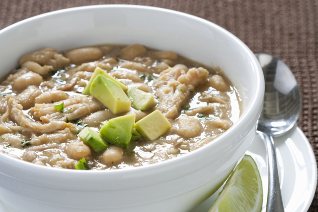 Chicken and White Bean Chili Image 1