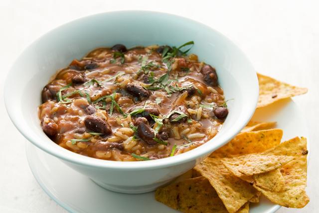 Chili aux haricots et au chorizo Image 1