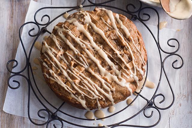 Gâteau aux pommes à la mijoteuse Image 1