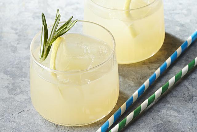 Limonade au miel et au romarin Image 1