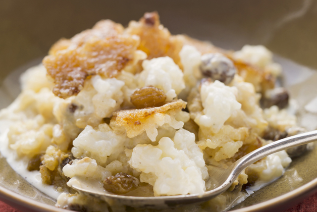 Slow-Cooker Rice Pudding Image 1