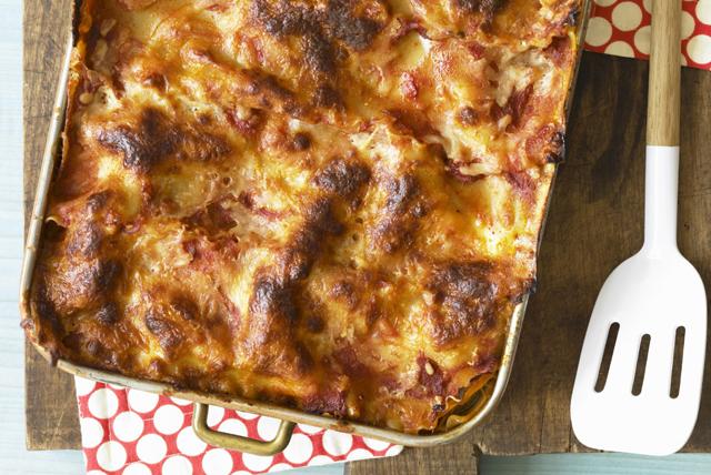 Lasagne aux boulettes de viande Image 1