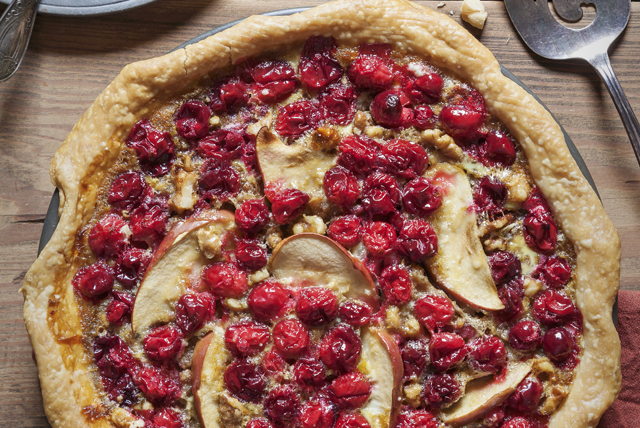 Cranberry-Apple Pie Image 1