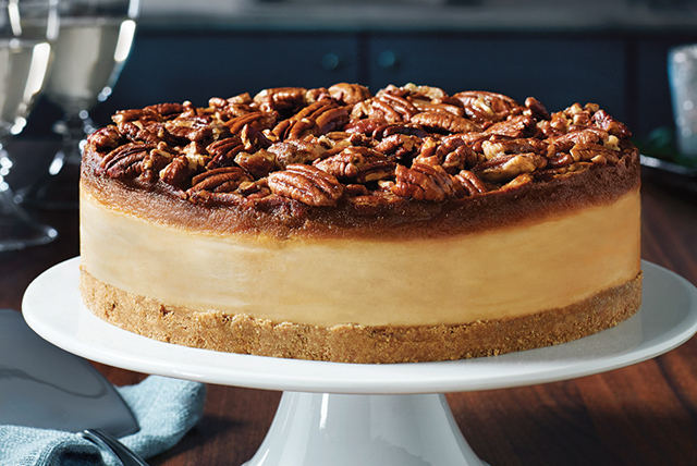 Pecan Pie Cheesecake Image 1
