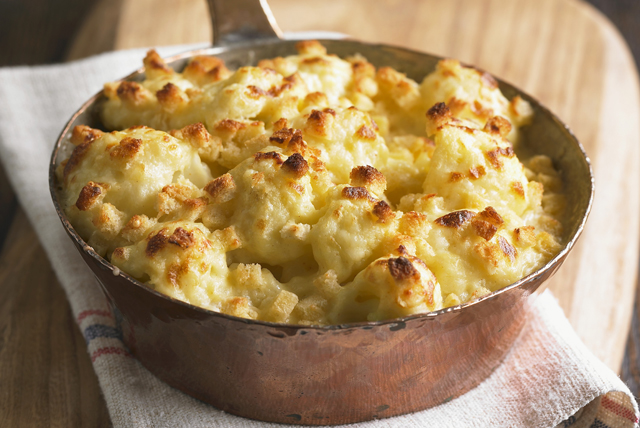Cheesy Mozza-Cheddar Cauliflower Image 1