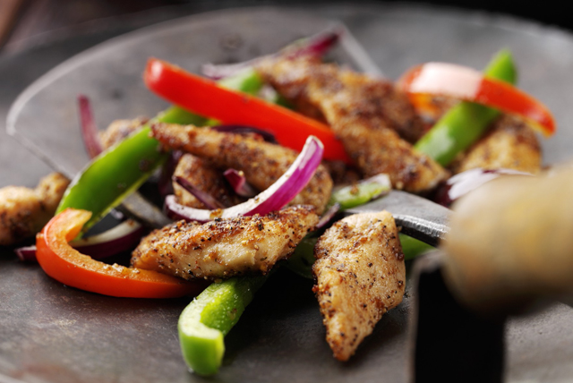 Chili-Lime Chicken Stir-Fry