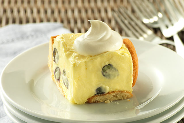 Lemon-Blueberry Squares Image 1