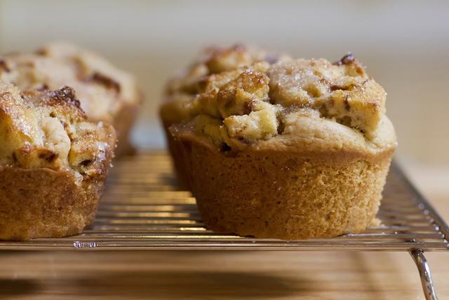 Muffins à la citrouille façon pain doré Image 1