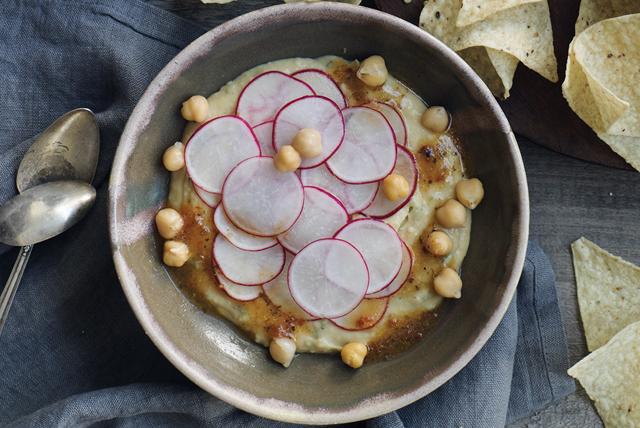 Layered Hummus Dip Image 1