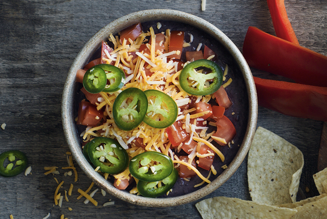 Layered Bean Dip Image 1
