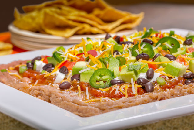 Easy Layered Taco Dip Image 1