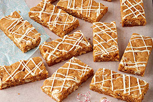 White Chocolate Butterscotch Bars