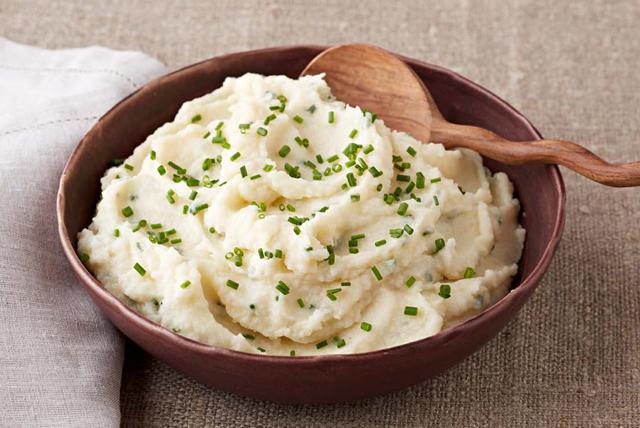 Purée de céleri-rave et de pomme de terre au fromage Image 1