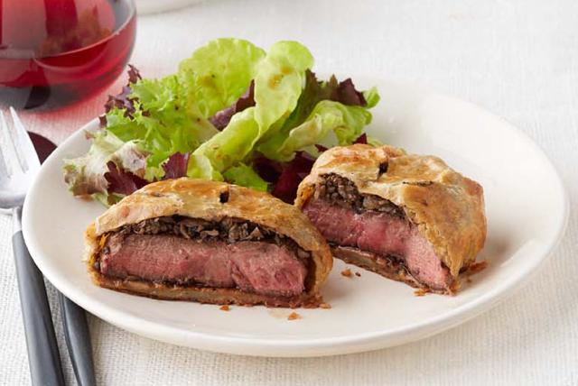 Individual Beef Wellingtons Image 1