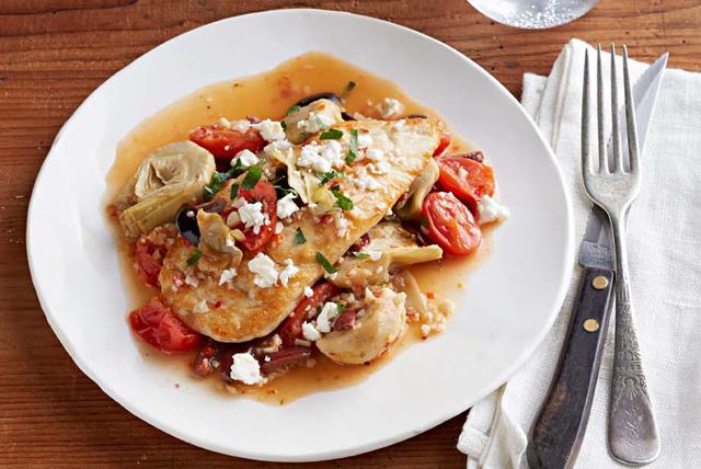 Casserole de poulet à la provençale Image 1