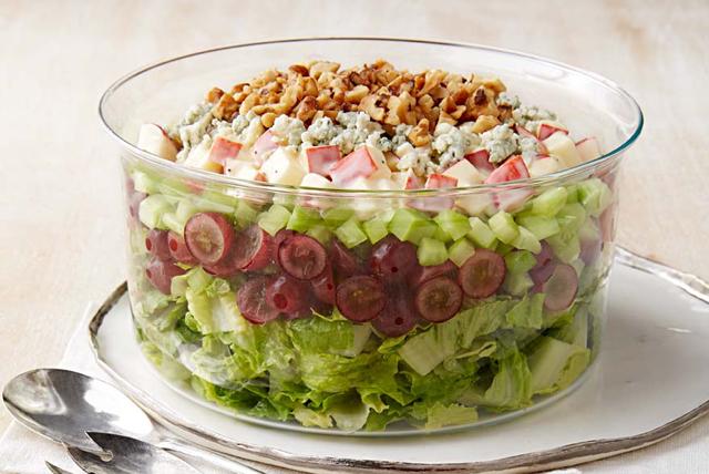 Salade Waldorf étagée Image 1